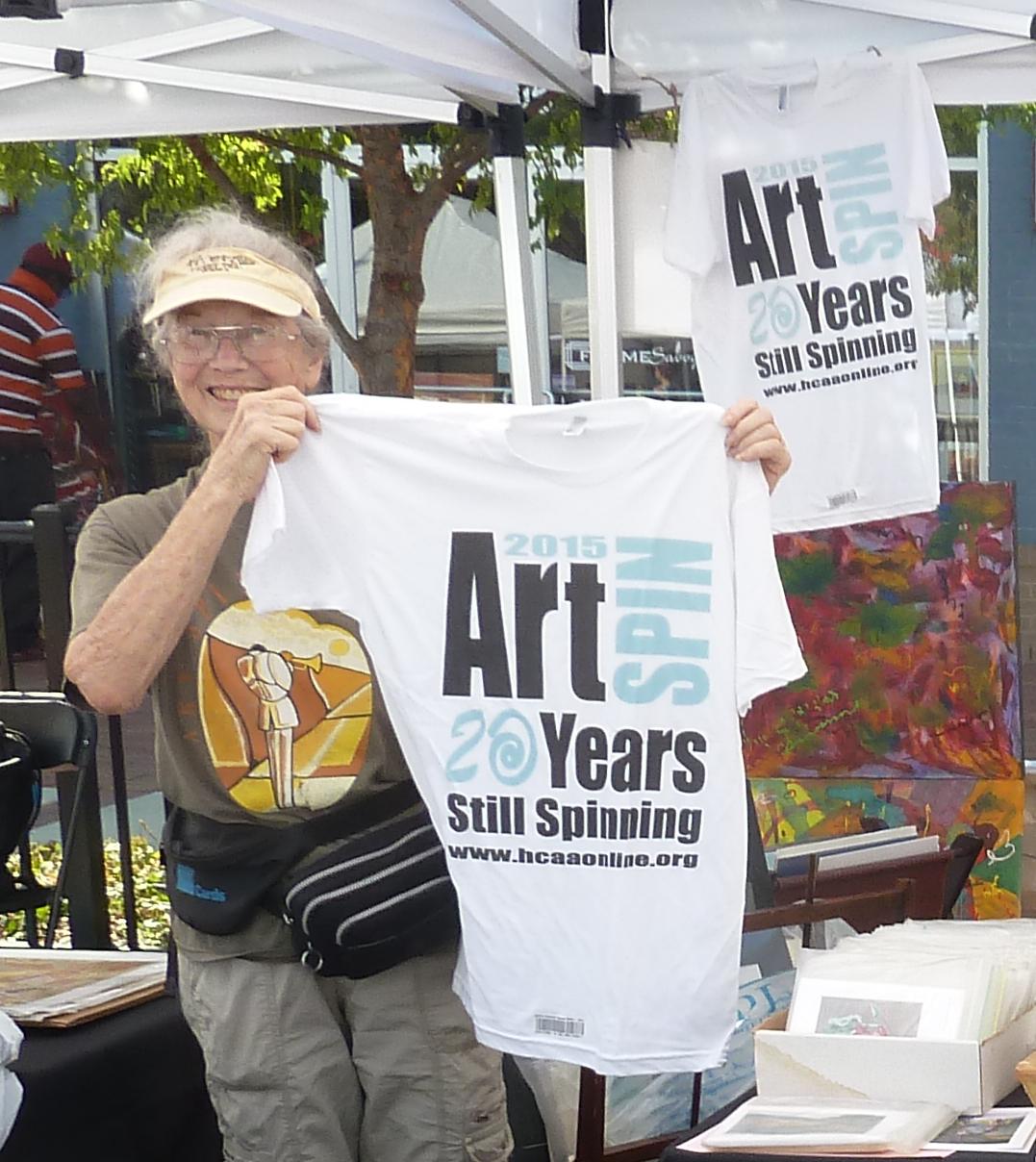 Art Spin 2015, 20 years Still Spinning